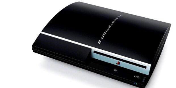Neues Modell der Playstation 3 für 399 Euro