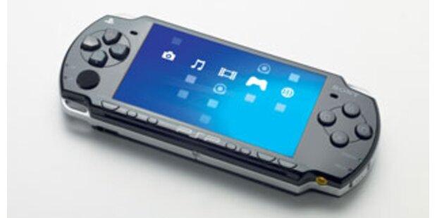 Playstation Portable unterstützt Skype