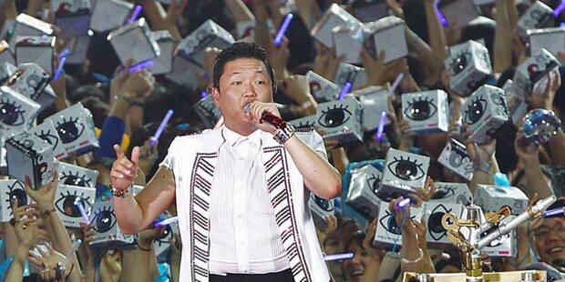 Rapper aus Südkorea als Youtube-Star
