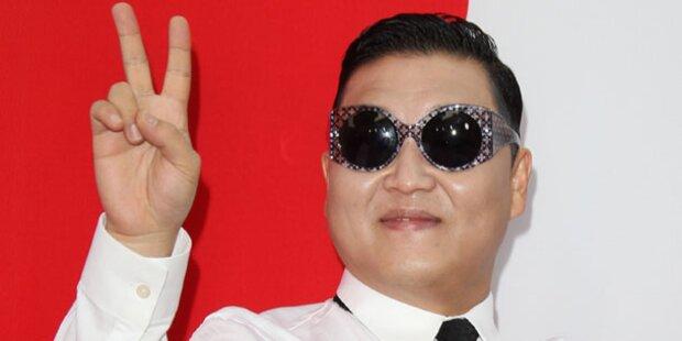 Gangnam Style knackt Zwei-Milliarden-Marke