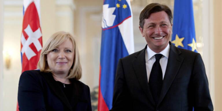 Slowenien und Slowakei: kein AKW-Aus