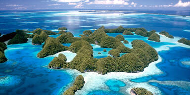 Südsee-Paradies Palau meldet ersten Corona-Fall