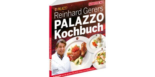 Reinhard Gerers PALAZZO Kochbuch
