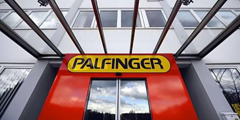 Palfinger will 2010 wieder Gewinne schreiben