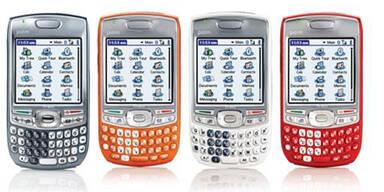 Palm-Smartphone mit mehr Speicher