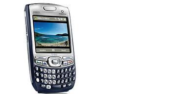 Palm zeigt Windows-Smartphone