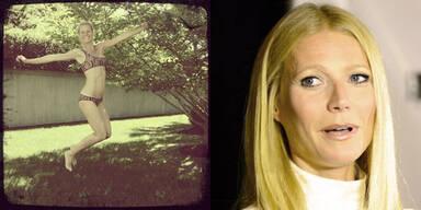 Gwyneth Paltrow ohne Make-up super-sexy
