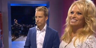 Promi Big Brother - Hier ist Pam!