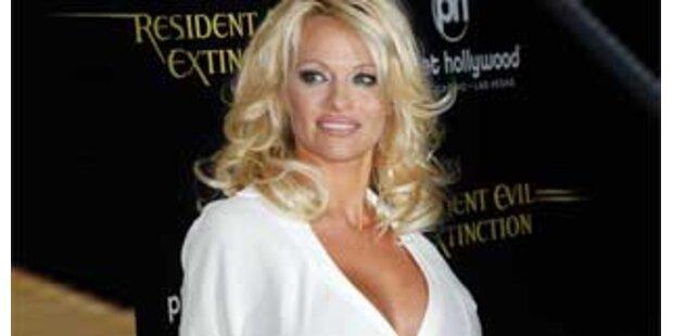 Schwangerschaftsgerüchte um Pamela Anderson