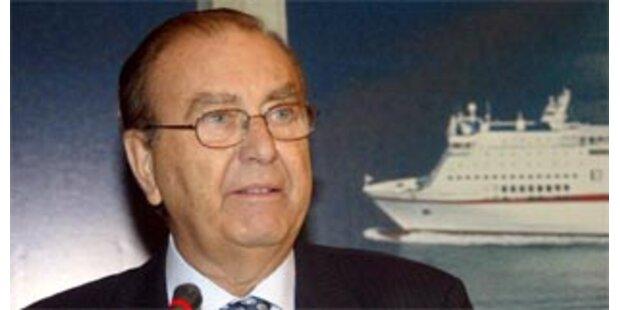 Griechischer Reeder nahe Athen entführt