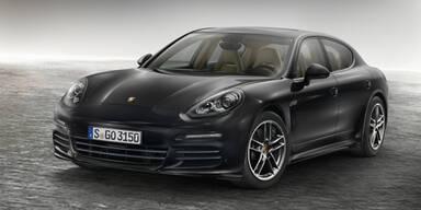 """Porsche Panamera """"Edition"""" startet"""