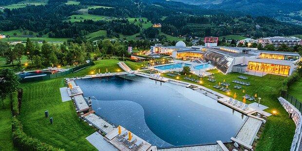 86-Jähriger Badegast ertrinkt im Thermalsee