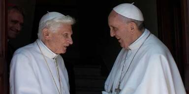 Ratzinger kehrt in den Vatikan zurück