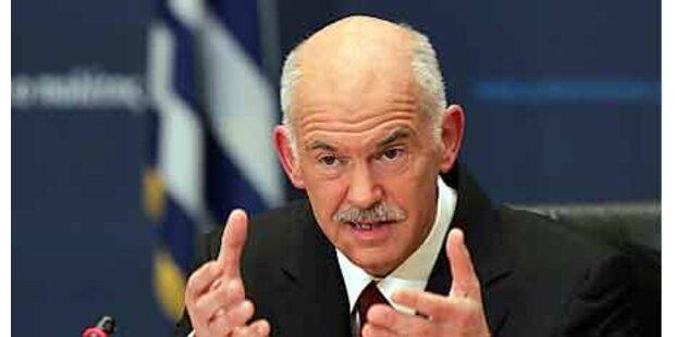 Griechenland stellt Sanierungsplan vor