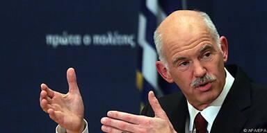Papandreou erwartet keine Schuldenübernahme