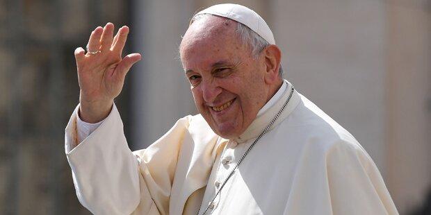Papst will Mafiosi bekehren