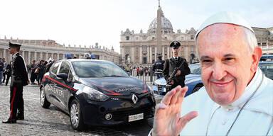 Papst Polizei Vatikan