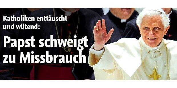 Missbrauch: Papst hält sich bedeckt