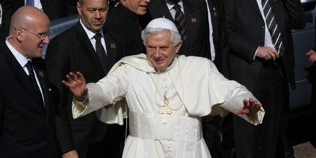 Falscher Terror-Alarm um Papst