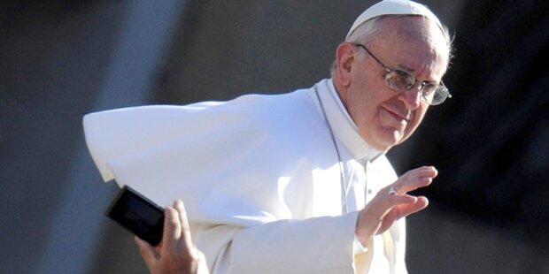 Papst: Fünf Millionen Twitter-Follower