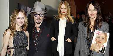 Vanessa Paradis liebt Chanel