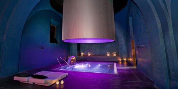 Die schönsten Luxus Spa-Hotels