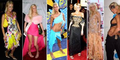 Paris Hilton Worst Dressed
