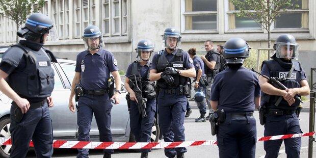 Anti-Terror-Operation nördlich von Paris