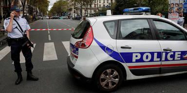 Paris Polizei