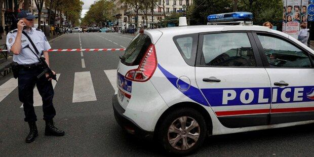 Paris: Bewaffneter nach Geiselnahme geflohen