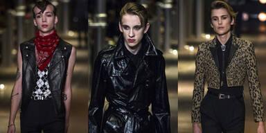 Paris Fashion Week: Saint Laurent
