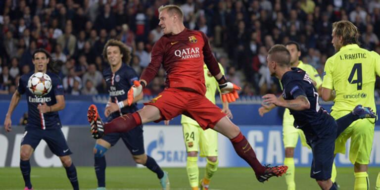 Paris Gegen Barcelona