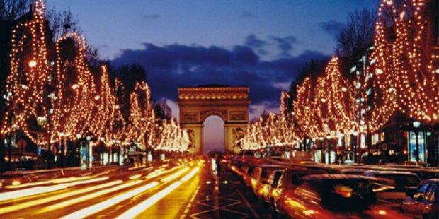 Advent in Europas Metropolen
