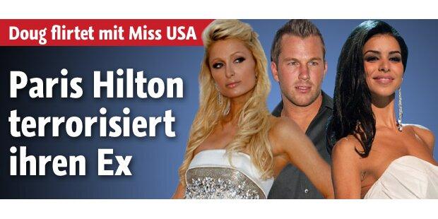 Paris Hilton terrorisiert ihren Ex