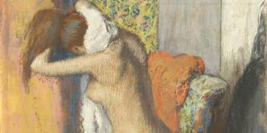 Große Degas-Schau in Paris zeigt nackte Frauen