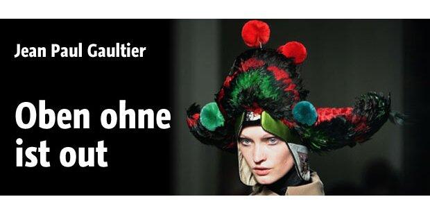 Gaultier: Multikulti vom Allerfeinsten