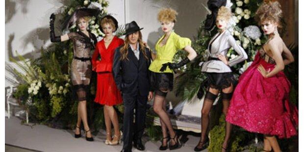 Dior zeigt Haute Couture: Sexy wie nie!