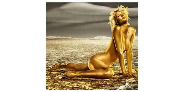 Paris Hilton als heißes Kalender-Girl