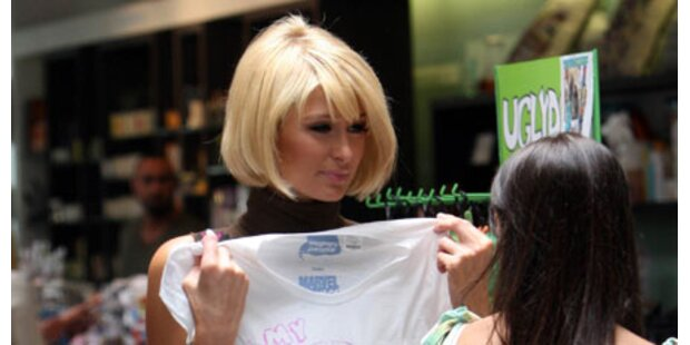 Sie will Rezession durch Shoppen stoppen