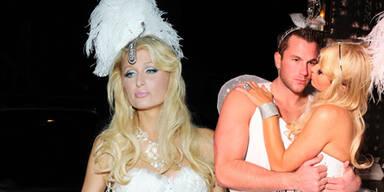 Paris Hilton & Doug Reinhardt: Halloween-Reinfall