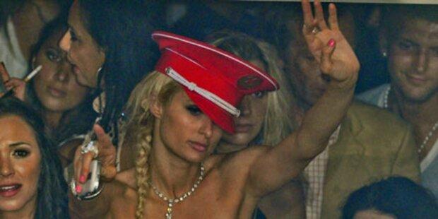 Paris Hilton: Aufregung um Hitlergruß