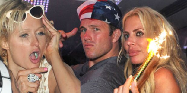 Paris Hilton ließ Ex aus Club werfen