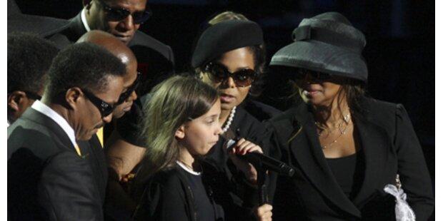 Jacksons: Lester ist nicht Paris' Vater