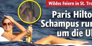 Paris Hilton: Ihr wilder Party-Urlaub