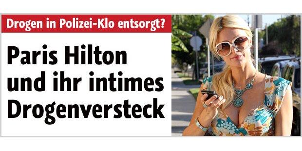 Paris Hilton: Ihr Kokain-Versteck