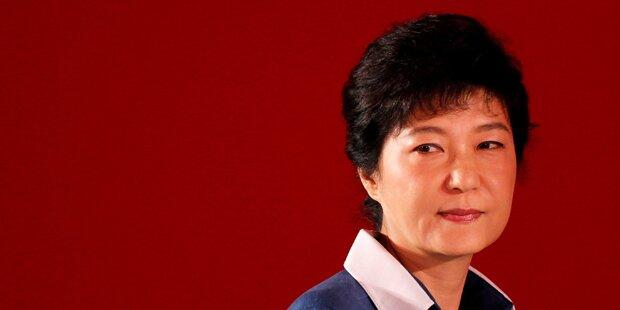 Parlament für Amtsenthebung von Südkoreas Präsidentin