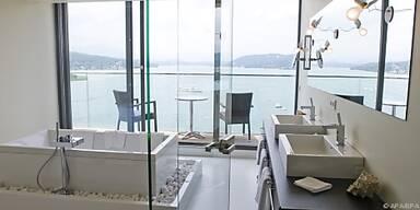 Parkhotel Pörtschach demnächst mit Panoramablick