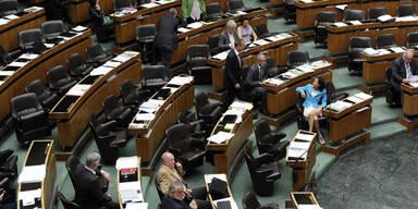 Politiker-Gehälter steigen um 1,7 %