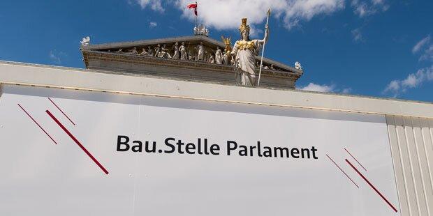 Unser Parlament ist ein Geisterhaus