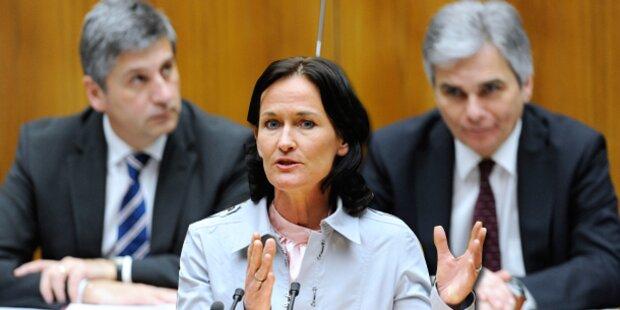 Parlament zerpflückt das Sparpaket